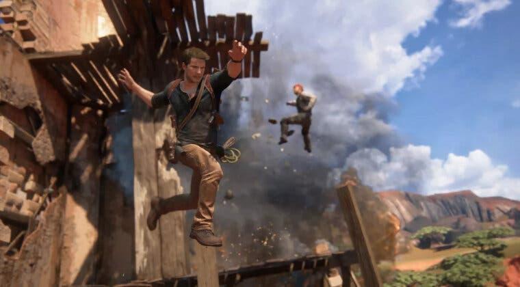 Imagen de Naughty Dog desvela la sorprendente cifra de usuarios que han descargado Uncharted 4: El Desenlace del Ladrón
