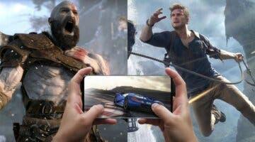 Imagen de ¿Uncharted, God of War y más en móvil? PlayStation busca expandir su catálogo