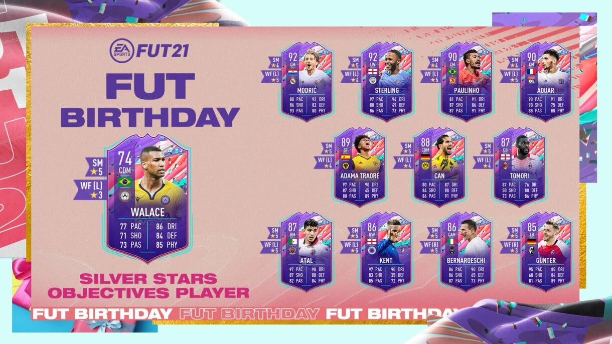 FIFA 21 Ultimate Team Equipo de la Semana TOTW 28