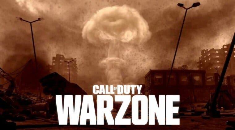 Imagen de Warzone filtra los primeros detalles y recompensas del evento de destrucción del mapa de Verdansk