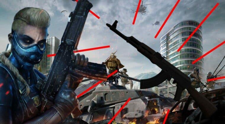 Imagen de La sombra del pay-to-win vuelve a planear sobre Call of Duty: Warzone por culpa de esta arma