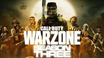 Imagen de ¿Qué novedades y cambios podemos esperar en la temporada 3 de Call of Duty: Warzone?