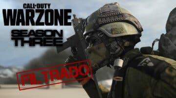 Imagen de El código de Warzone filtra la que sería otra de las grandes novedades de la temporada 3