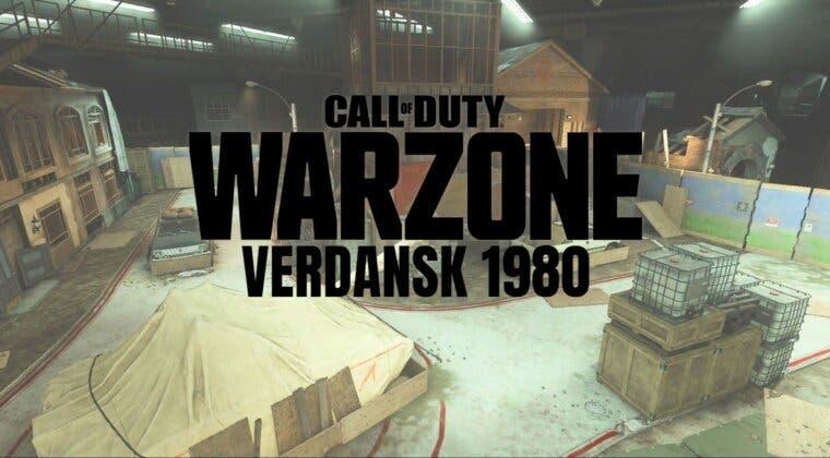 Imagen de Este es el primer vistazo oficial al nuevo mapa de Verdansk en Call of Duty: Warzone