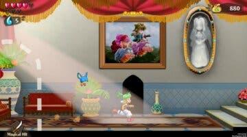 Imagen de Wonder Boy: Asha in Monster World será el primer juego de la saga en tener doblaje