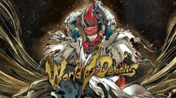 Imagen de World of Demons, el nuevo juego de PlatinumGames, ya está disponible en Apple Arcade