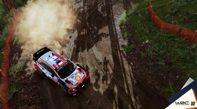 Imagen de WRC 10 anunciado y con fecha de lanzamiento