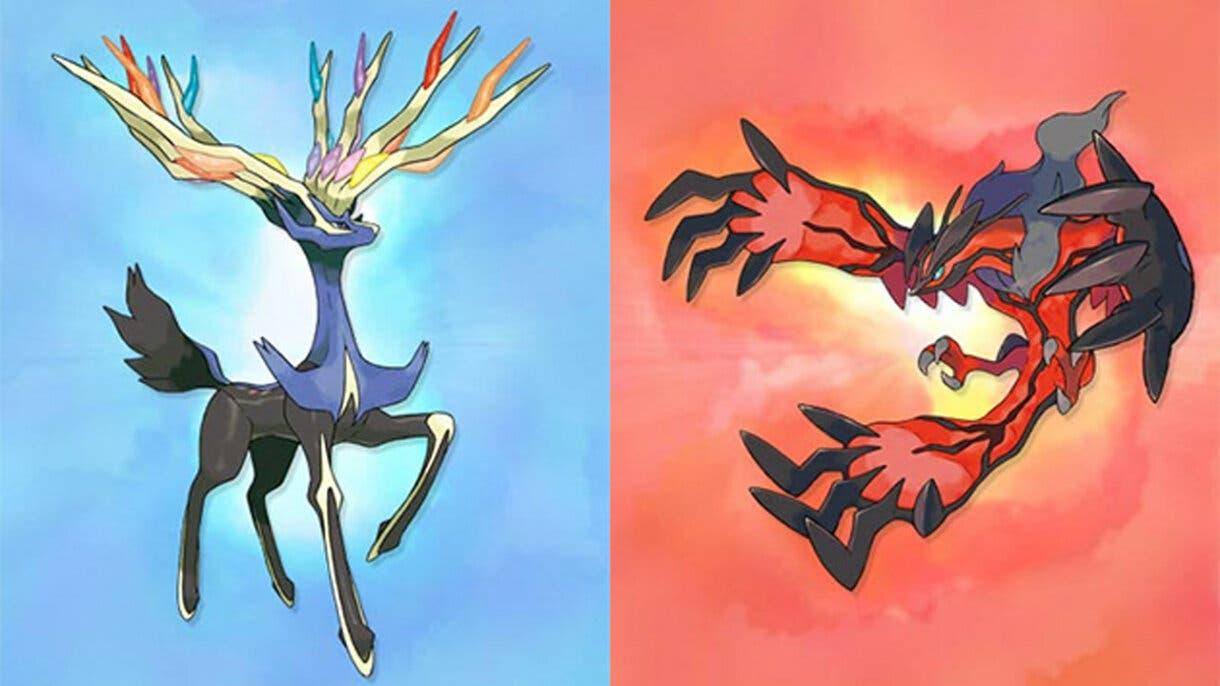Xerneas e Yveltal Pokemon GO