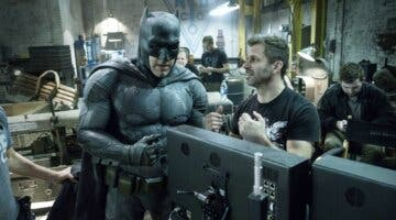 Imagen de Liga de la Justicia: Zack Snyder revela cuál es su traje favorito de Batman