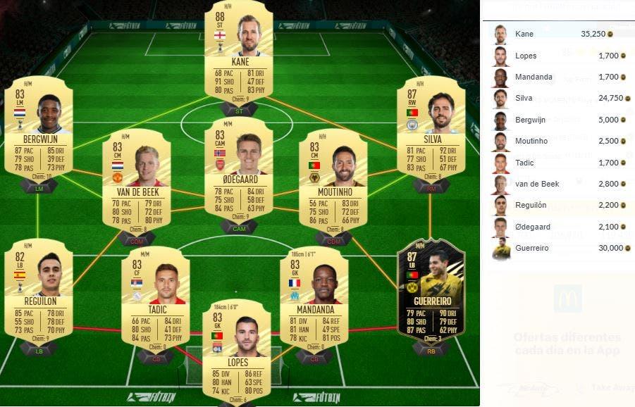 FIFA 21 Ultimate Team SBC Tapsoba TOTS