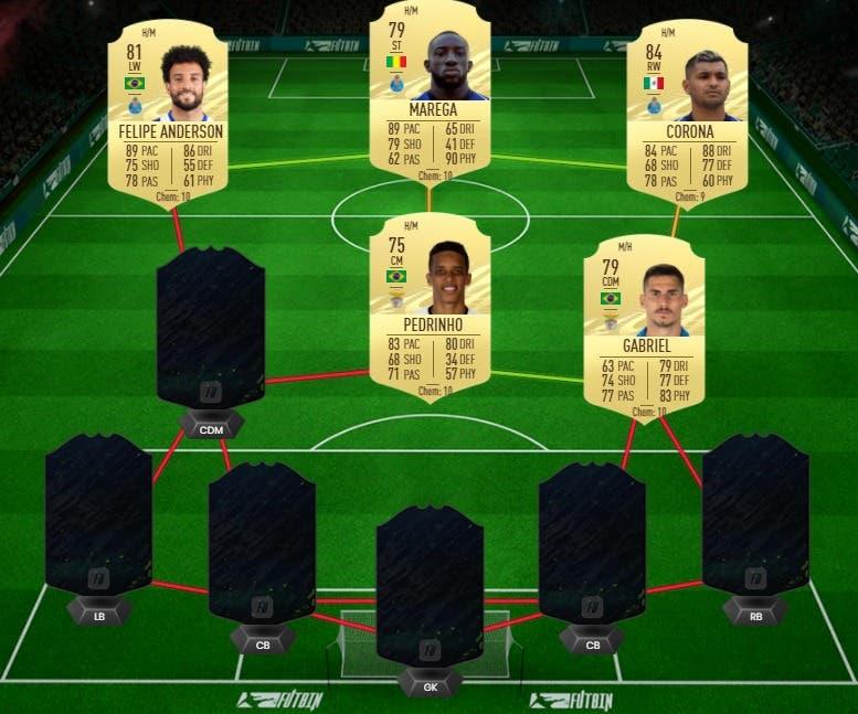 FIFA 21 Ultimate Team Guía Corona TOTS