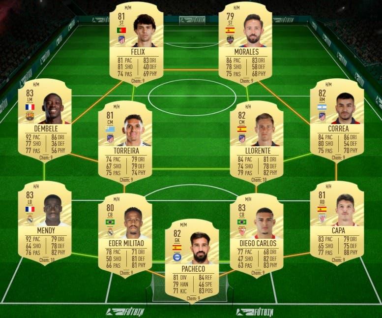 FIFA 21 Ultimate Team Guía Isak TOTS