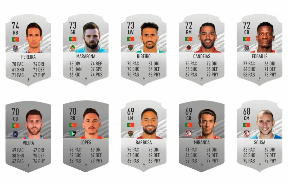 FIFA 21 Ultimate Team consigue dos tokens y dos TOTS gratuitos a la vez. Cartas de plata de la Superliga de Turquía