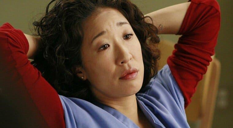 Imagen de Anatomía de Grey: Sarah Orah, Cristina Yang en la serie, descarta su regreso