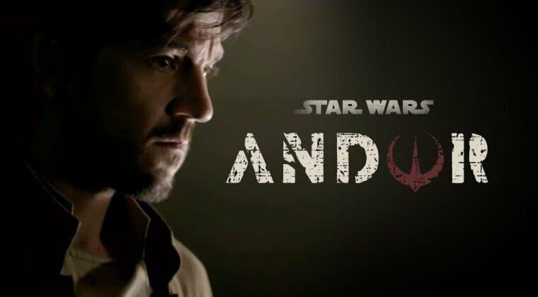 Imagen de Andor: primera imagen de Diego Luna retomando su personaje de Rogue One