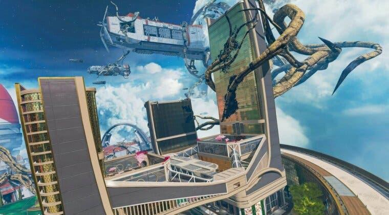 Imagen de Jugador de Apex Legends muestra una genial estrategia para ganar tus combates en Bonsai Plaza