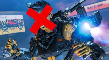 Imagen de Apex Legends le dice adiós temporalmente a Valkyrie en el campo de tiro por culpa de tramposos