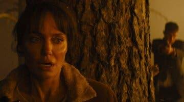 Imagen de Crítica de Aquellos que desean mi muerte: Eléctrico thriller con una magnífica Angelina Jolie