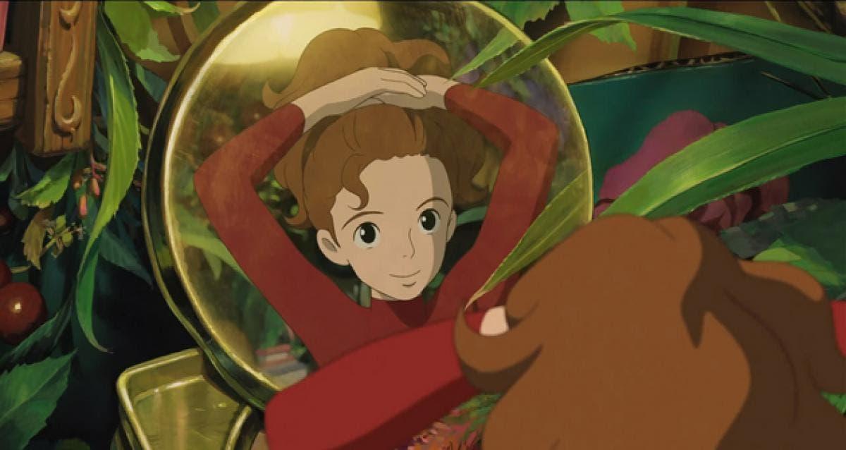 Arrietty Studio Ghibli