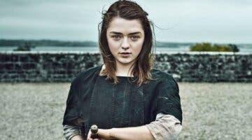 Imagen de Maisie Williams (Juego de Tronos) y su irreconocible look para su nuevo trabajo con Danny Boyle