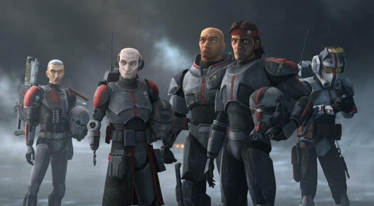 Imagen de 'Star Wars: La Remesa Mala': El segundo capítulo de la serie ya está disponible