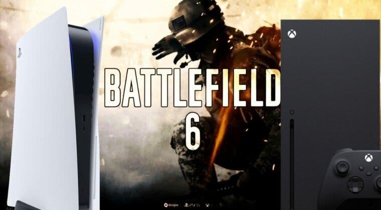 Imagen de Battlefield 6: plataformas, fecha aproximada de presentación y primeros detalles