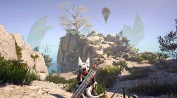 Imagen de Las versiones de PC, Xbox One y PS4 de Biomutant son comparadas en un nuevo gameplay