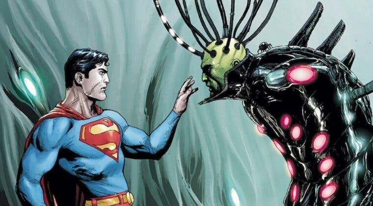 Imagen de Zack Snyder quería que Brainiac fuese el villano de El Hombre de Acero 2