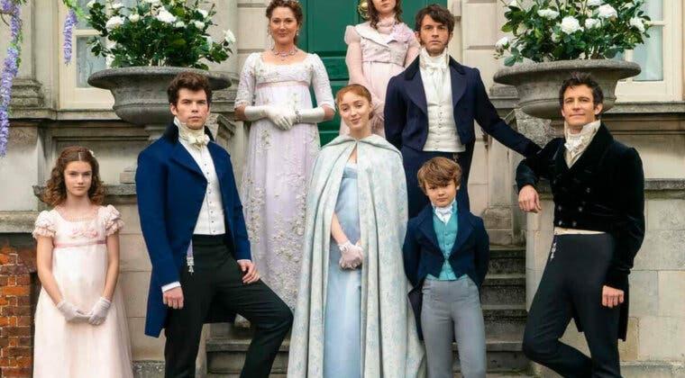 Imagen de Los Bridgerton: Imágenes de los protagonistas en el rodaje de la segunda temporada