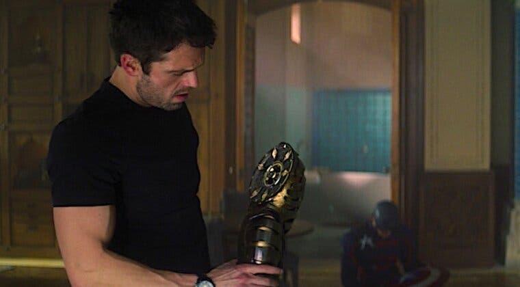 Imagen de Falcon y el Soldado de Invierno: este vídeo muestra los efectos visuales tras el brazo de Bucky