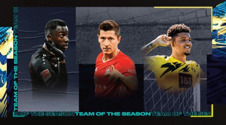 Imagen de FIFA 21: filtrado el TOTS de la Bundesliga. Estos serían sus integrantes
