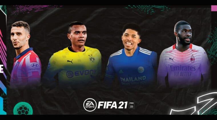 Imagen de FIFA 21: los mejores centrales de nivel en Ultimate Team de precio razonable