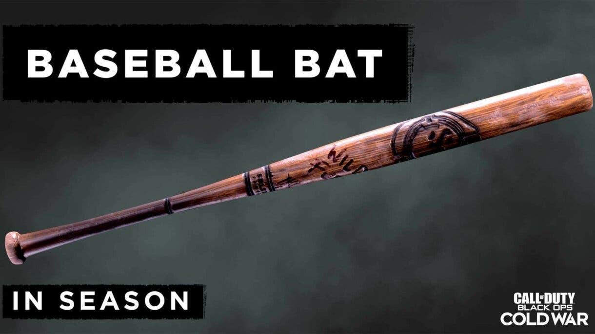 cold war baseball bat