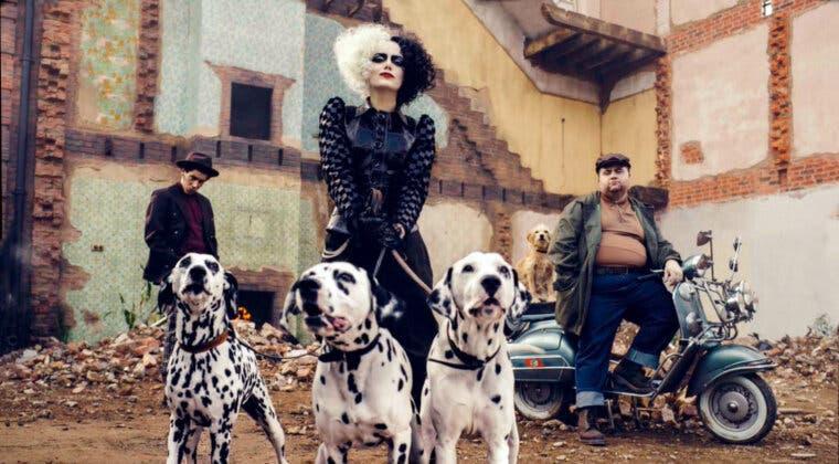 Imagen de Cruella vs Mulán: ¿cuál ha sido la película más vista en Disney Plus?