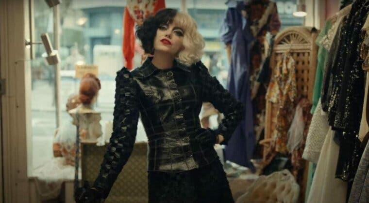 Imagen de Cruella lanza un tráiler revelador sobre los orígenes de la villana