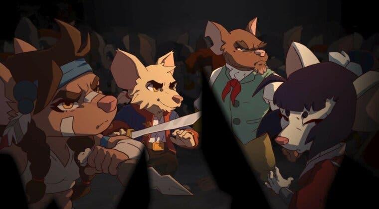 Imagen de El 'ratoidvania' Curse of the Sea Rats también saldrá a la venta en formato físico