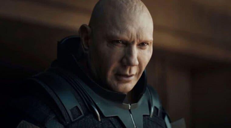 Imagen de Dave Bautista, emocionado por cómo consiguió su papel en Dune