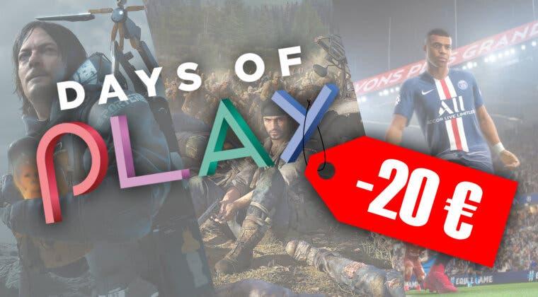 Imagen de Los juegos para PS4 y PS5 por menos de 20€ que podemos adquirir por el Days of Play