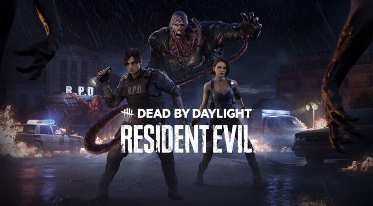 Imagen de Leon S. Kennedy y Jill Valentine de Resident Evil llegarán a Dead by Daylight el 15 de junio
