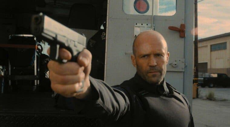 Imagen de Crítica Despierta la Furia: La nueva película de Guy Ritchie saca lo mejor de Jason Statham