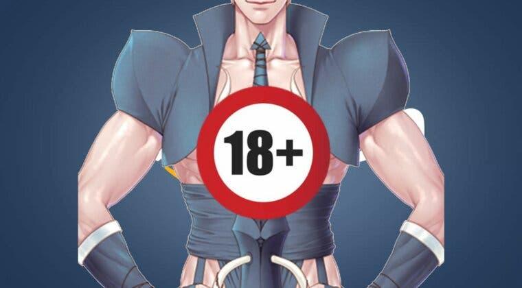 Imagen de Penes y guerreros; así es el manga +18 que arrasa en Amazon