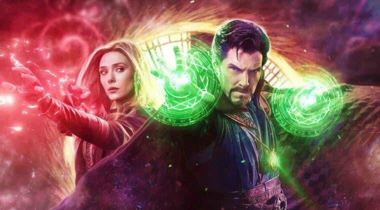 Imagen de Bruja Escarlata y Visión: Kevin Feige confirma que Doctor Strange estaba en el guión de la serie