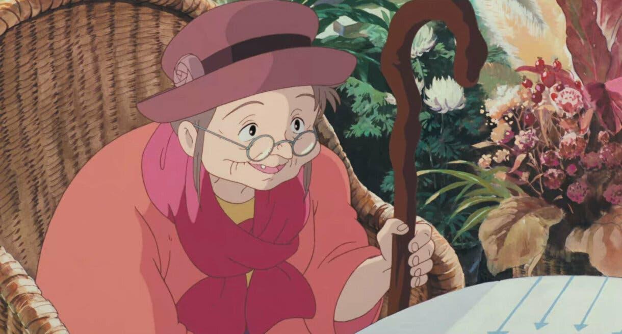 Dora Studio Ghibli
