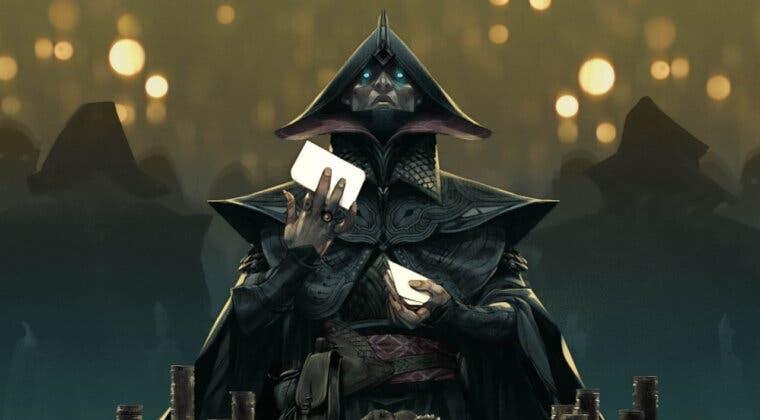 Imagen de Un Guarda gris protagoniza el nuevo y espectacular arte conceptual de Dragon Age 4