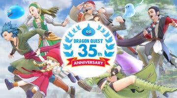 Imagen de Revelado un evento digital de Dragon Quest por su 35º aniversario; fecha y hora de la retransmisión