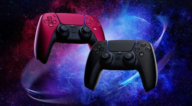 Imagen de El DualSense de PS5 ya tiene dos nuevos colores; anunciados el rojo y el negro con fecha de lanzamiento