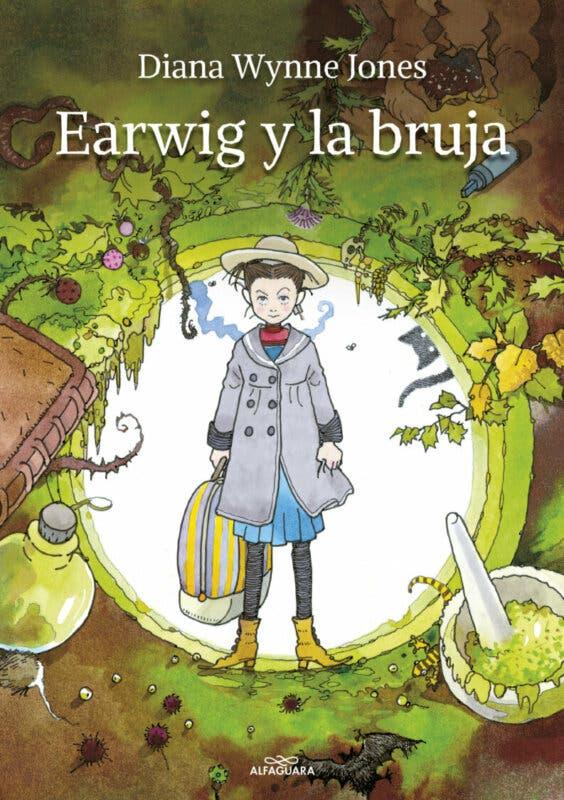 Earwig y la Bruja novela