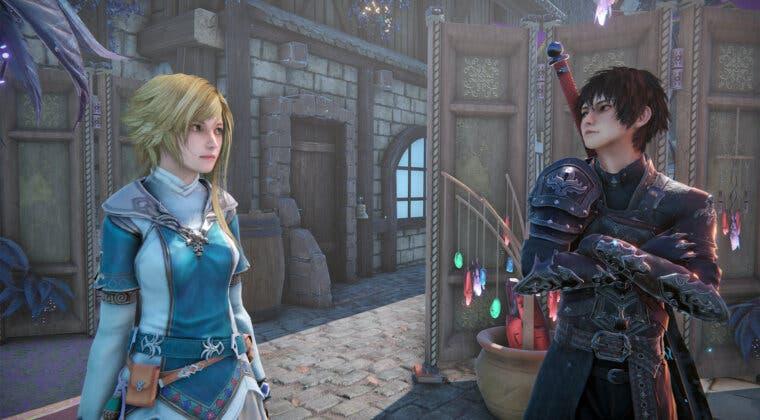 Imagen de Edge of Eternity luce su mundo a lo largo de 8 minutos de gameplay comentado