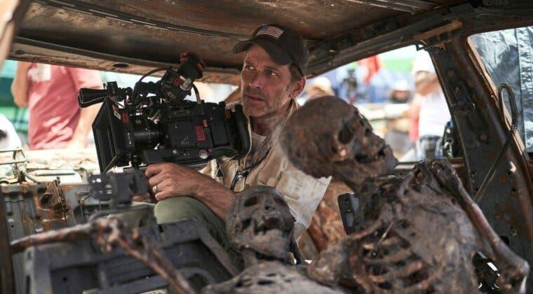 """Imagen de Zack Snyder habla sobre Ejército de los Muertos y la importancia de los zombis: """"El monstruo somos nosotros mismos, sin humanidad"""""""
