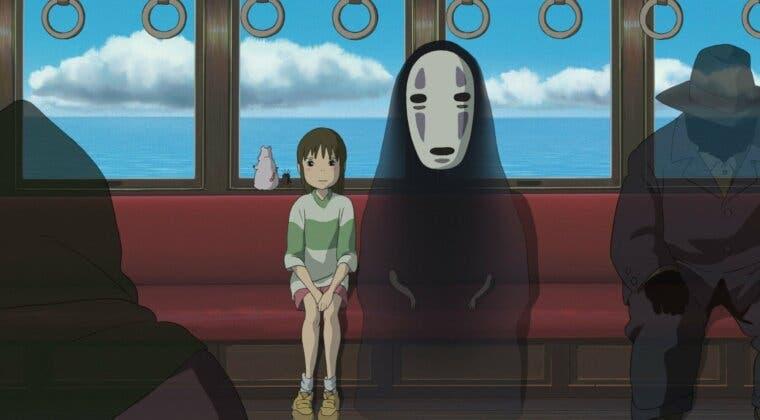 """Imagen de """"El Viaje de Chihiro"""" se estrenará en estos cines en España"""